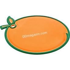 """Доска кухонная для нарезки 30*30,5 см Irak Plastik """"Апельсин"""""""