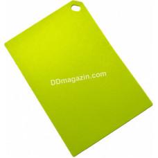Доска разделочная пластиковая для нарезки 40*28 см, №4 гибкая
