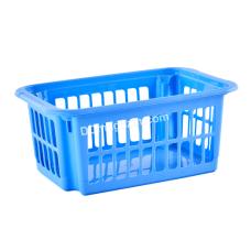 Корзина универсальная 10 л. (голубой ледяной) 122058
