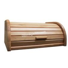 Хлебница деревянная MAZHURA 20.5*40.5*30.5 см