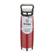 Термос 500 мл Bergner Walking Anywhere красный матовый BG-37572-MPK