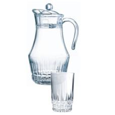 Набор для сока Luminarc Lancier (кувшин 1,8 л, стаканы 270 мл 6 шт) 7 предметов