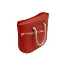 Сумка Ardesto S-Bag для покупок, медно-красная, резина AR1810RHB