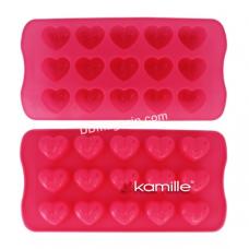Форма для льда или шоколада Kamille 21*10,5*2 см KM-7713
