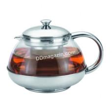 Чайник-заварник Kamille 600 мл, съемный ситечко KM-4315