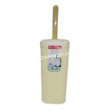 Ерш - комплект для унитаза Irak plastik вязки (белый)