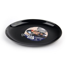 Блюдо Luminarc Friends Time Black для барбекю 32,8*25 см 0065