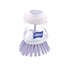 Щетка для посуды Titiz plastik с дозатором
