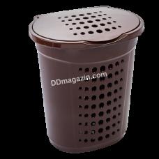 Корзина для белья 60 л (темно-коричневый) 122053