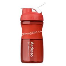 Бутылка для воды Ardesto 600 мл, красная, тритан AR2202TR