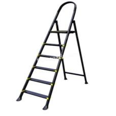 Лестница металлическая Drabest, 6 ступеней, высота 3,13 м