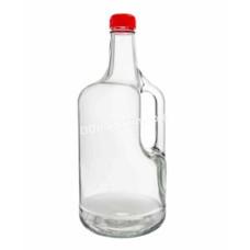 Бутылка стеклянная с ручкой EverGlass 1750 мл