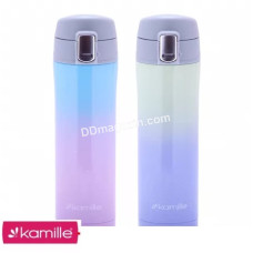 Термос-бутылка 450 мл Kamille из нержавеющей стали KM-2095