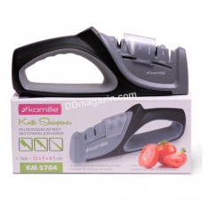 Точилка для ножей Kamille 21.5*4.5*9 см KM-5704
