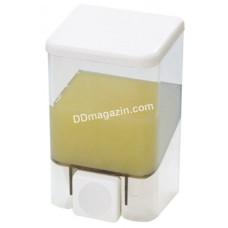 Дозатор для жидкого мыла настенный Bravo 500 мл, прозрачный