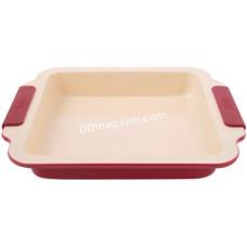 Форма с керамическим покрытием для выпечки прямоугольная Krauff 30,3*26,7*4,2 см