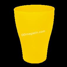 Стакан  250 мл (темно-желтый) 167096