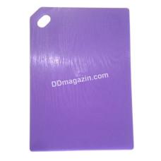 Доска разделочная пластиковая для нарезки 17*24 см, №1 стойка
