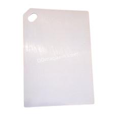Доска разделочная пластиковая для нарезки 21*30 см, №2 стойка