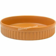 Форма для выпечки круглая Keramia Терракот керамика d-24 см