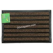 Ковер резиновый Dariana Grass Stripe 45 * 75 см с ворсовым покрытием (camel) 1000007101
