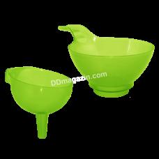 Лейка-воронка средняя (оливковая) 168063