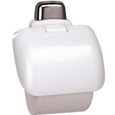 Держатель для туалетной бумаги, серебрянный