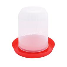 Поилка для птиц 5 л (красный) 122089