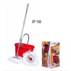 Комплект для мытья пола Zambak Plastik Mop Style (ведро 12л + швабра)