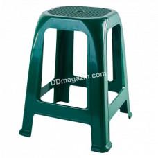 "Табурет ""Пиф"" (h 46,5 см) (зеленый) 101063"