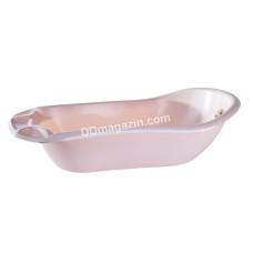 Ванночка детская 100*50*27 см (розово-перламутровая) 122074