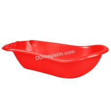 Ванночка детская 100*50*27 см (красная) 122074
