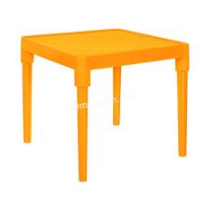 Стол детский 51*51см, h-47 см (светло-оранжевый) 100025