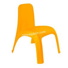 Стул детский (светло-оранжевый) 101062