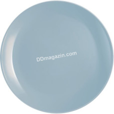 Тарелка Luminarc Diwali Light Blue десертная круглая 19см 2612P