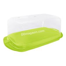 Масленка пластиковая Алеана (оливковый)167009