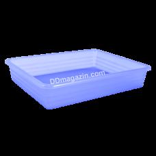 Лоток универсальный 18,2*13,6*6,0 см (цвет микс)122080