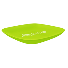 Тарелка подставная 25*3см (оливковый) 167063