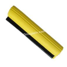 Запаска к швабре с отжимом AMA, желтая 27 см