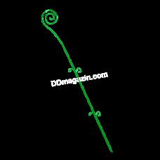 """Опора для орхидей """"Спираль"""" (цвет микс) 114043"""