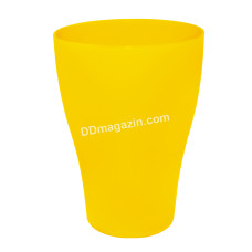 Стакан 0,5 л (тёмно-жёлтый) 167002