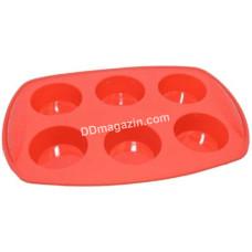 Форма силиконовая для выпечки маффинов Krauff Dainty 30*20,7*3,3 см (26-184-027)