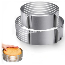 Форма - кольцо для нарезки лепешек Benson