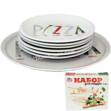 Набор для пиццы 7пр S&T Пицца (30839-03-02)