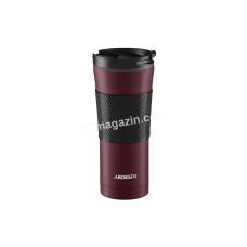 Чашка-термос 450 мл Ardesto To Go, красный, нержавеющая сталь AR2645SMR