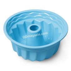 Форма силиконовая для выпечки кекса Kamille d-23*10 см KM-7723