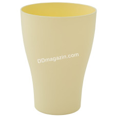 Стакан  250 мл (желтый) 167096