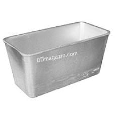 Форма для выпечки хлеба Биол 0,9 л алюминиевая (215*105*105 мм) L10