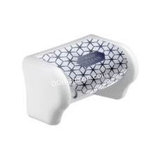 Держатель для туалетной бумаги Elif Plastic (keep clean)
