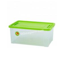 """Контейнер универсальный """"Smart Box"""" Practice 11,7 л. (_Пр. / Оливк. Пр. / Оливк.) 126092"""